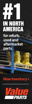 Value Parts | #1 In North America for Refurb, Used and Aftermarket Parts.
