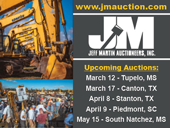 Jeff Martin Auctioneers | Upcoming Auctions:|