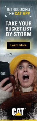 Introducing the CAT APP | Take Your Bucket List By Storm