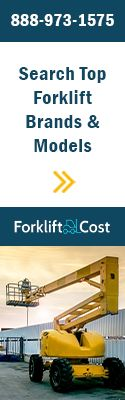 Forklift Cost