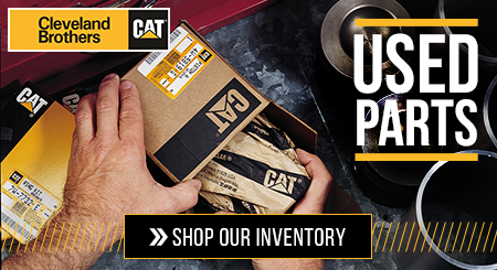 Cleveland Brothers Parts | The Best Value and Best Selection for Cat Parts & Components | Used Parts Details