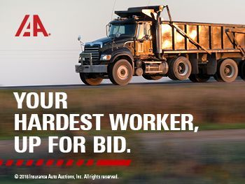 IAA Specialty Division | Your Hardest Worker, Up For Bid