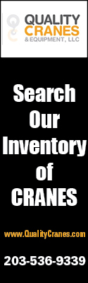 Quality Cranes & Equipment LLC | Search Our Inventory of Cranes