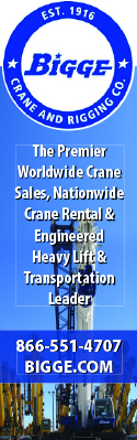 Bigge Crane and Rigging Co | The Premier Worldwide Crane Sales, Nationwide Crane Rental & Engineered Heavy Lift & Transportation Leader.