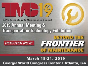2019 Annual Meeting & Transportation Technology Exhibition|Beyond The Frontier of Maintenance