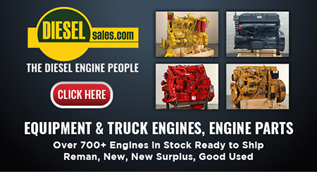 Diesel Sales - Equipment & Truck Engines, Engine Parts