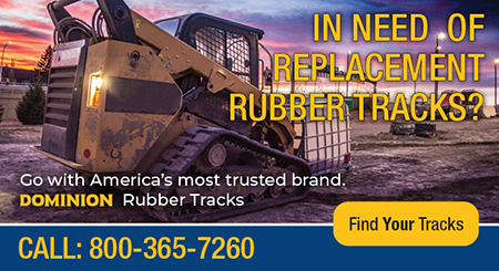 Dominion Rubber Tracks - America