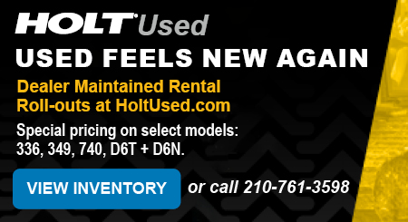 Holt Used - Used Feels New Again - Dealer Maintained Rental Roll-Outs