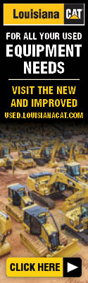 Louisiana CAT Used Equipment