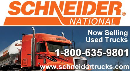Schneider National Inc | Now Selling Used Trucks
