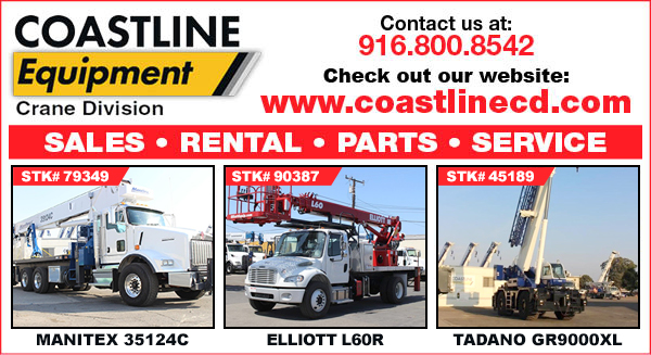 Coastline Equipment Crane Division | Sales - Rental - Parts - Service