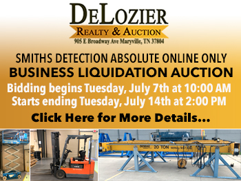 DeLozier Realty & Auction